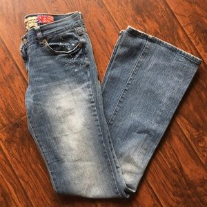 Vintage 7 for all mankind flare jeans